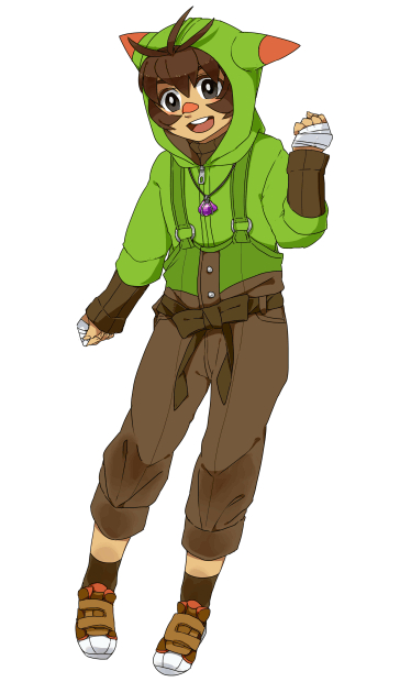 quilladin gijinka - photo #2