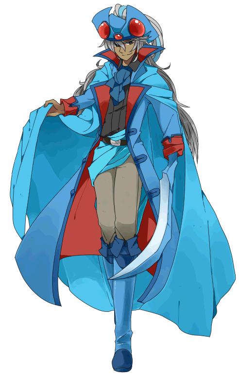 Pokémon-Zeichnung: Tentoxa Gijinka - Muriel