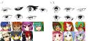 X & Y - Augen