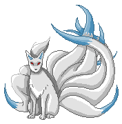 Pokémon-Pixelart: Nitella uvu