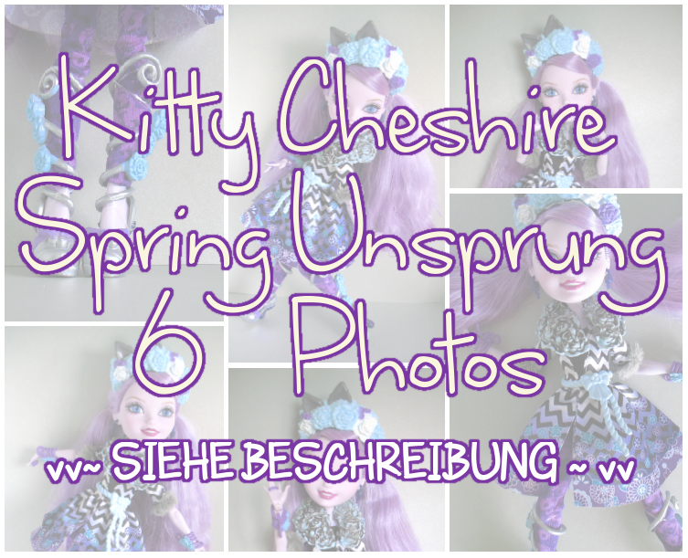Foto: Kitty Cheshire - Spring Unsprung