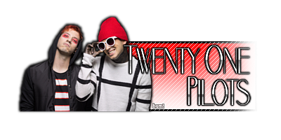 Pokémon-Fanart: We're Twenty One Pilots..