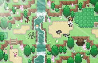 Pokémon-Map: Übungsmap