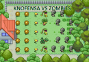 Knofensa vs. Zombies