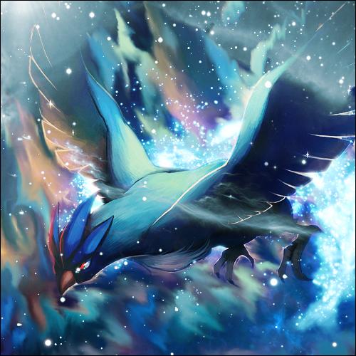 Pokémon-Fanart: Articuno Comp
