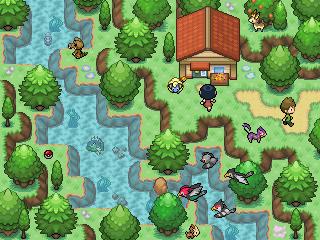 Pokémon-Map: Mini-Map