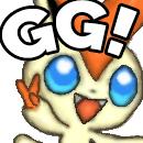 Pokémon-Sprite: GG