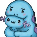 Pokémon-Sprite: quagnom