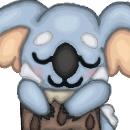 Pokémon-Sprite: Komala