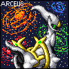 Arceus Pixelavatar