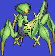 Arceus als Käfer