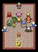 Pokémon-Map: Mystery Dungeon Team Rot Minitendo