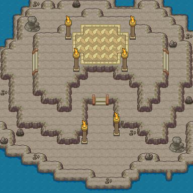 Pokémon-Map: Zur Vollständigkeit: Random Tempel