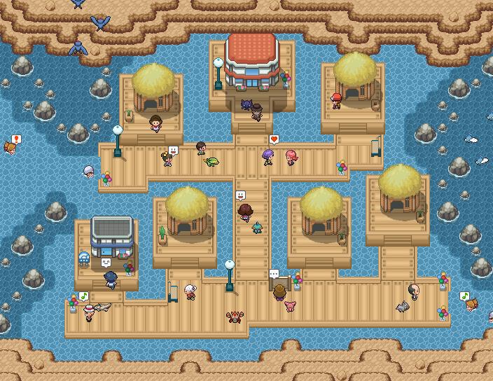 Pokémon-Map: Expansion Flossbrunn