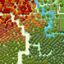 Bunter Wald