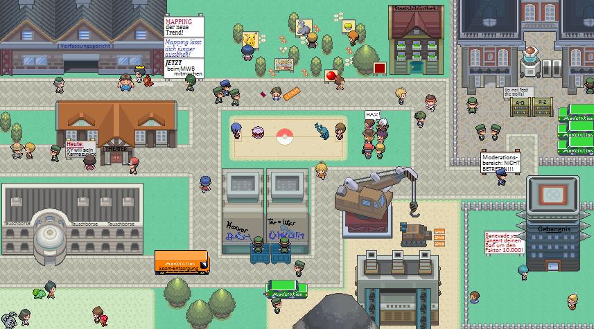 Pokémon-Map: Was wäre, wenn Pokefans eine Map wär?
