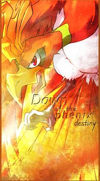 Pokémon-Fanart: GDW#2: Phönix