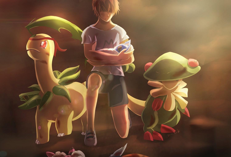 Pokémon-Zeichnung: MonsterMerlin1