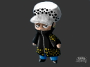 Chibi Trafalgar Law