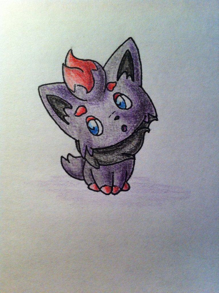 Pokémon-Zeichnung: Wieso denn nicht?