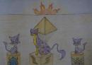 Königin Kleoparda