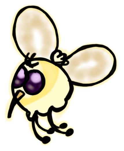 Pokémon-Zeichnung: Wommel-Zeichnung