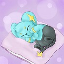 Shh, Shinx is asleep!