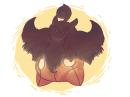 Little fluffy Pumpkaboo <3