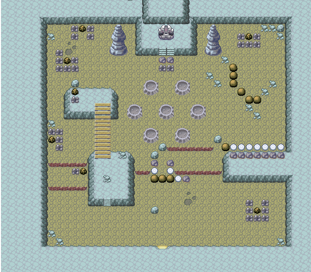 Pokémon-Map: Registeel-Höhle