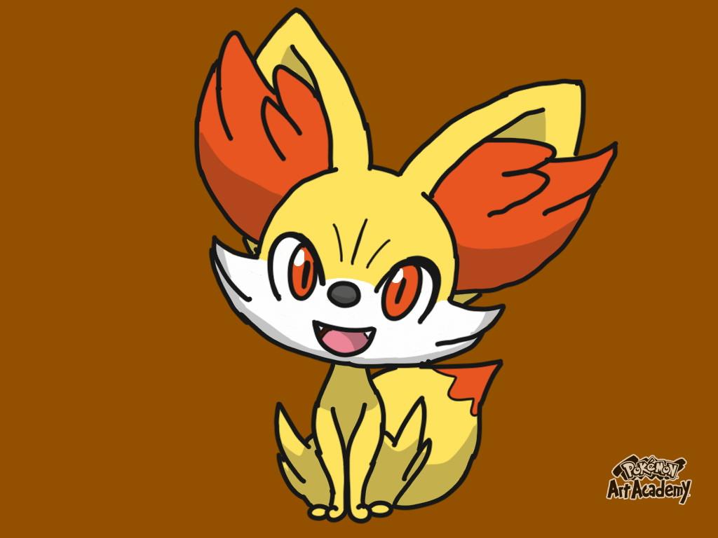 Pokémon-Zeichnung: Fynx