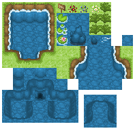 Pokémon-Tileset: Tileset part 1