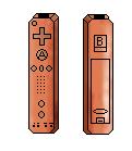 Vorderseite + Rückseite von Wii Fernbedienung : Nintendo veröffentlicht neue Farbe!