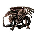 Pokémon-Pixelart: Death-Dragon