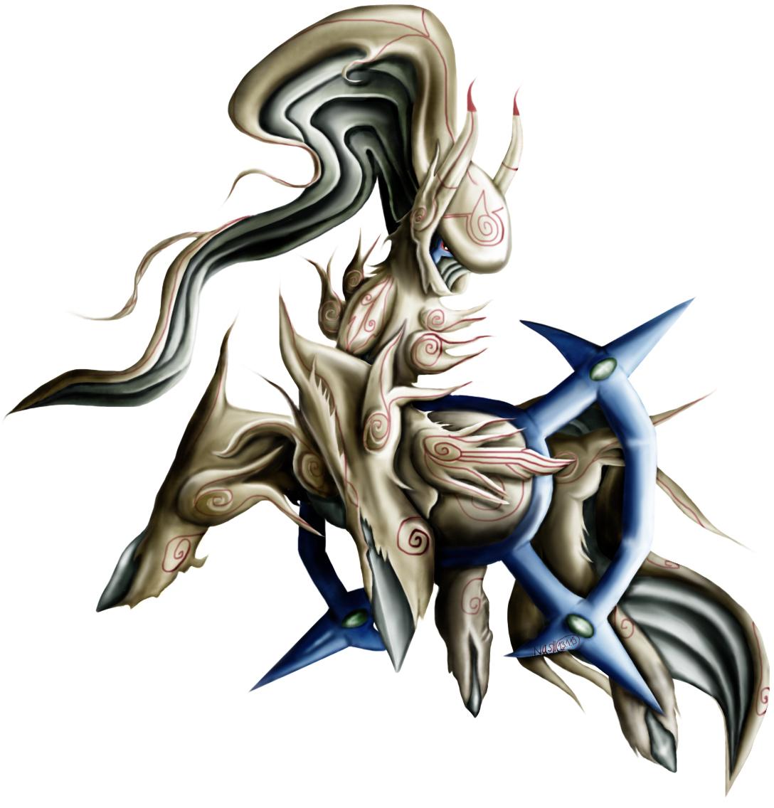 Pokémon-Zeichnung: Remake