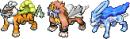 Shiny Legendäre Raubkatzen! ^^ (Ranger)