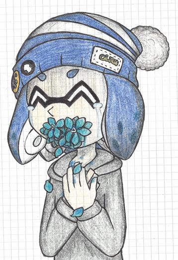 Pokémon-Zeichnung: Hanahaki