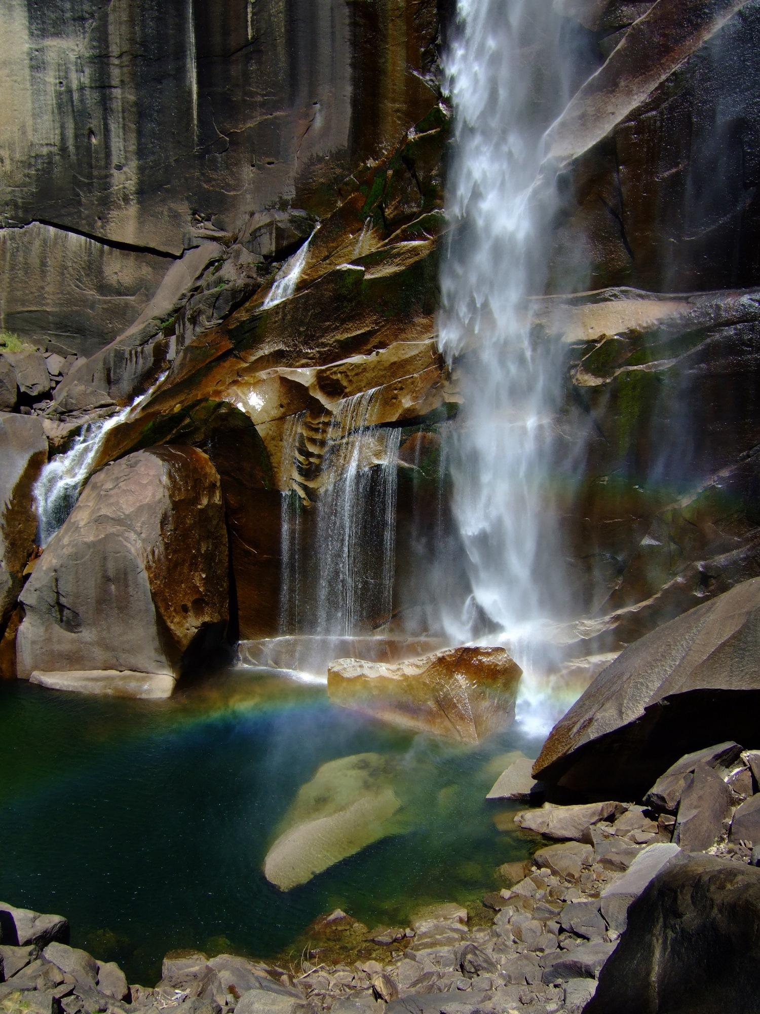 Foto: Dripping Waterfall