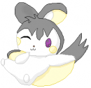 Emolga my little Cannibal<3
