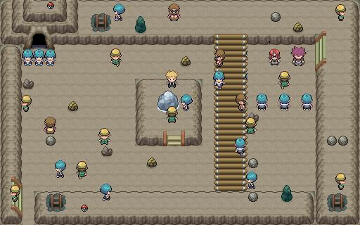 Pokémon-Map: Team Kosmik erforscht eine Energie