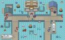 Eine kleine Wasserstadt