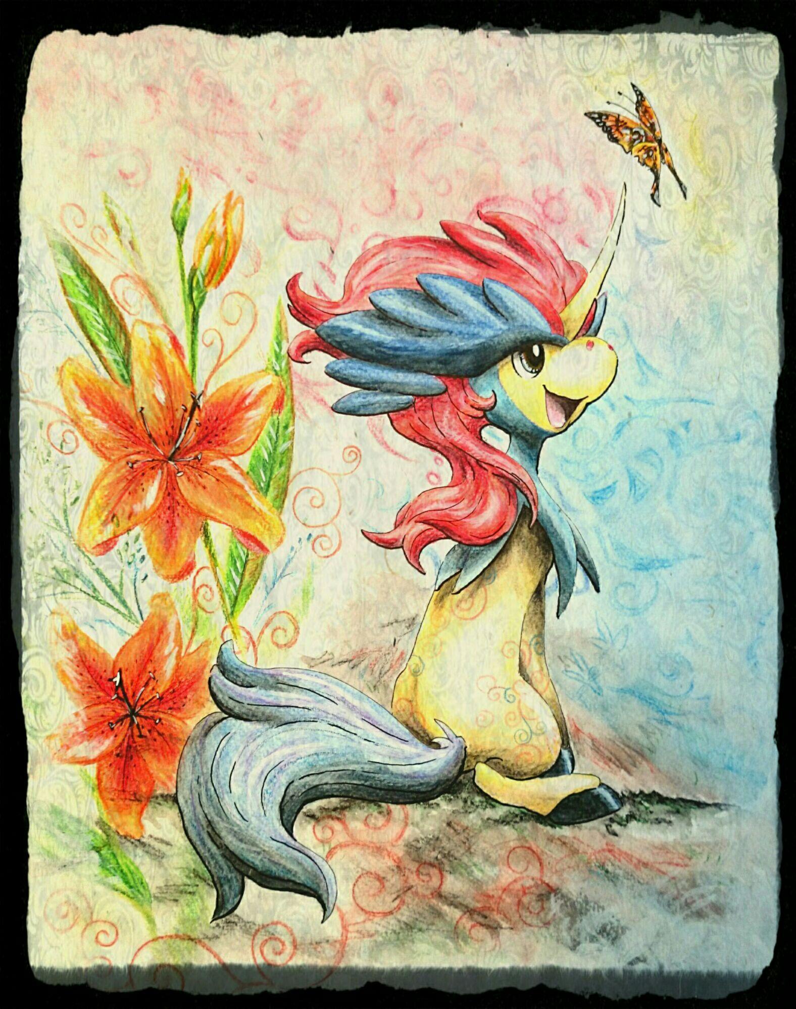 Pokémon-Zeichnung: Einreichung 31234