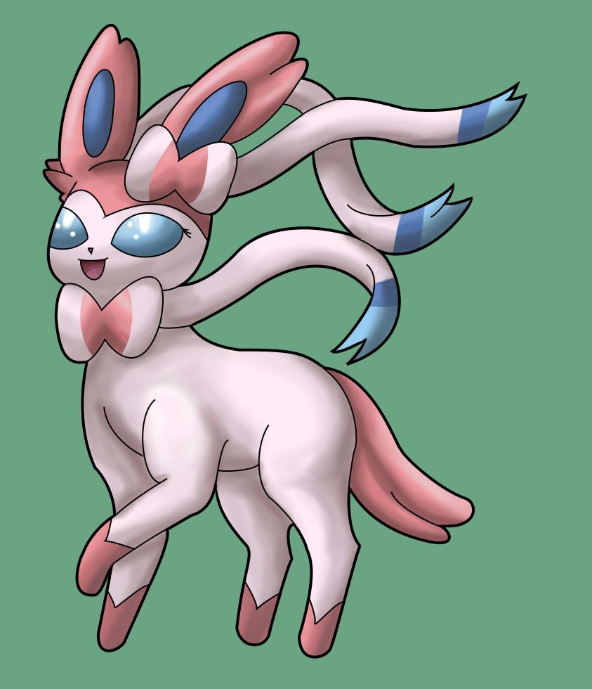 Pokémon-Zeichnung: Feelinara