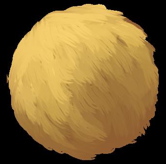 Pokémon-Zeichnung: Sowas wie Fell
