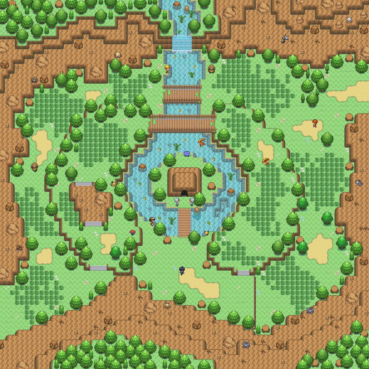 Pokémon-Map: Ruinental
