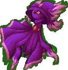 Pokémon-Pixelart: Mismagius