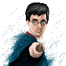 Harry Potter Pixelart