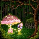 Pokémon-Pixelart: Wo Licht ist...