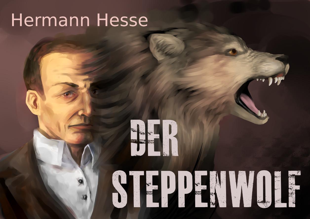 Pokémon-Zeichnung: Steppenwolf
