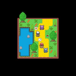 Pokémon-Map: Vulnonchen's Kinderbuch