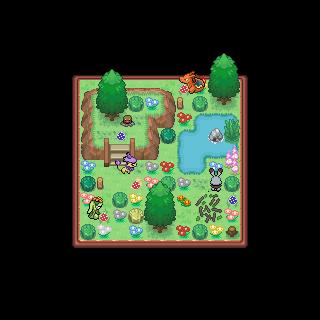 Pokémon-Map: Oster-Wettbewerb Minitendo